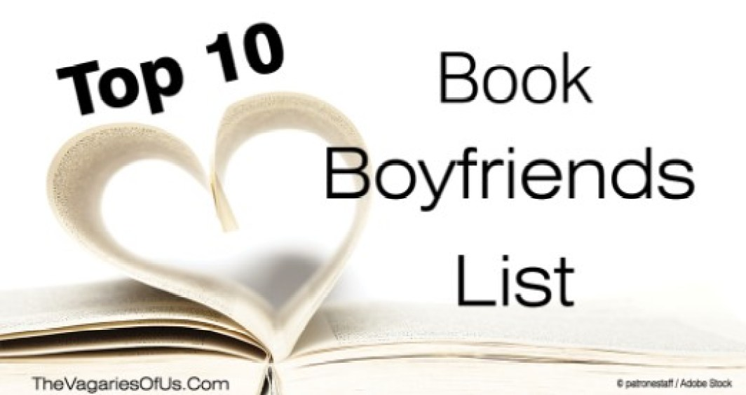 Top 10 Book Boyfriends List