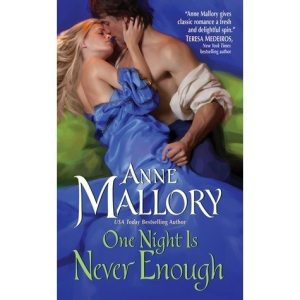 One is Never Enough by Anne Mallory