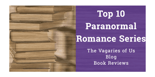 Top 10 Paranormal Romance Series