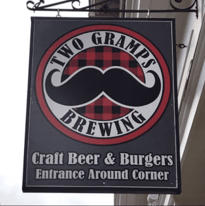 Two Gramps Brewing Gardiner, Maine