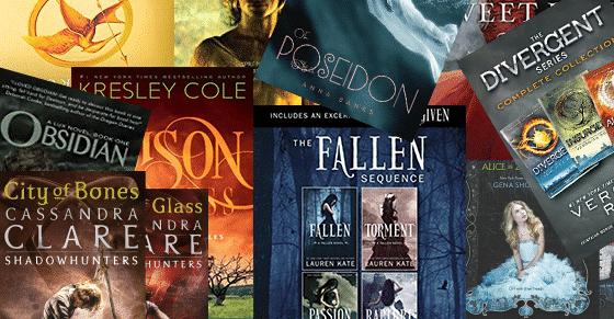 Top 10 YA Fiction Series