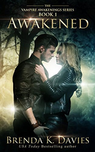 Awakened (Vampire Awakenings, #1) by Brenda K. Davies