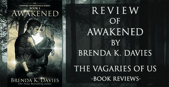 Awakened by Brenda K. Davies: Book Review