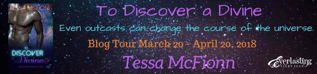 To Discover A Divine Blog Tour - Excerpt & Review