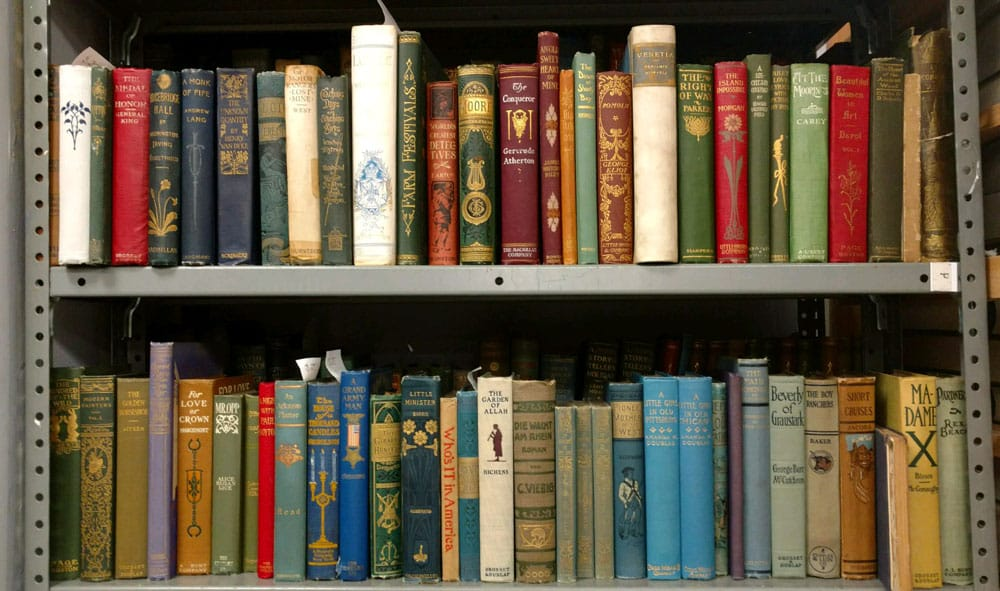A Visit to one of America's Oldest and Largest Used Book Shops