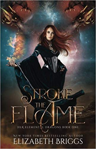 Cover of Stroke the Flame by Elizabeth Briggs