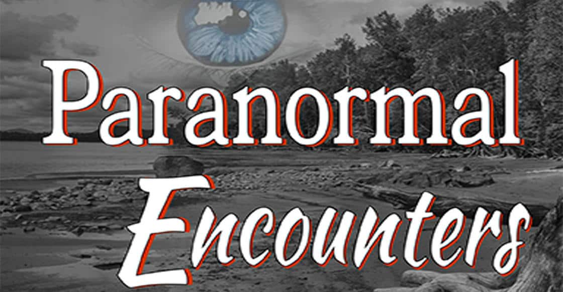 Cover Reveal - Paranormal Encounters by Deborah J. Hughes