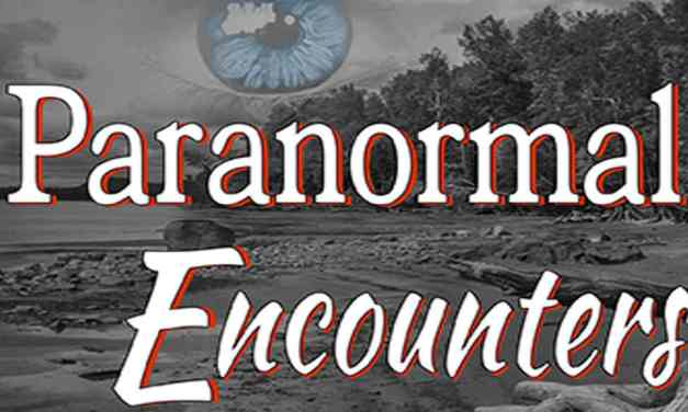 Cover Reveal – Paranormal Encounters by Deborah J. Hughes