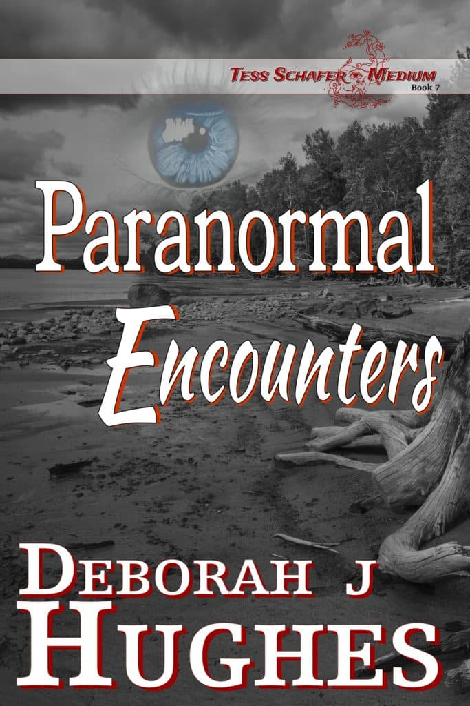 Paranormal Encounters by Deborah J. Hughes (eBook) Cover
