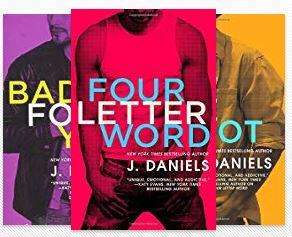 Dirty Deeds romance series by J Daniels