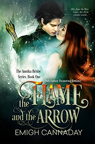 The Flame and the Arrow by Emigh Cannaday
