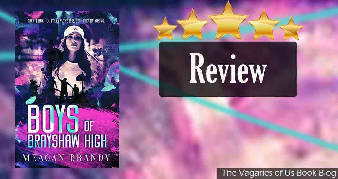 Boys of Brayshaw High by Meagan Brandy: Book Review