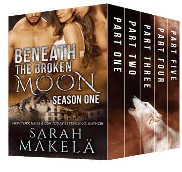 Book Spotlight – Beneath The Broken Moon – New Release 2019