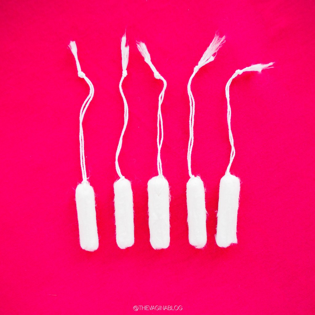 Why are tampons bad for you, tampon damage, don't use tampons