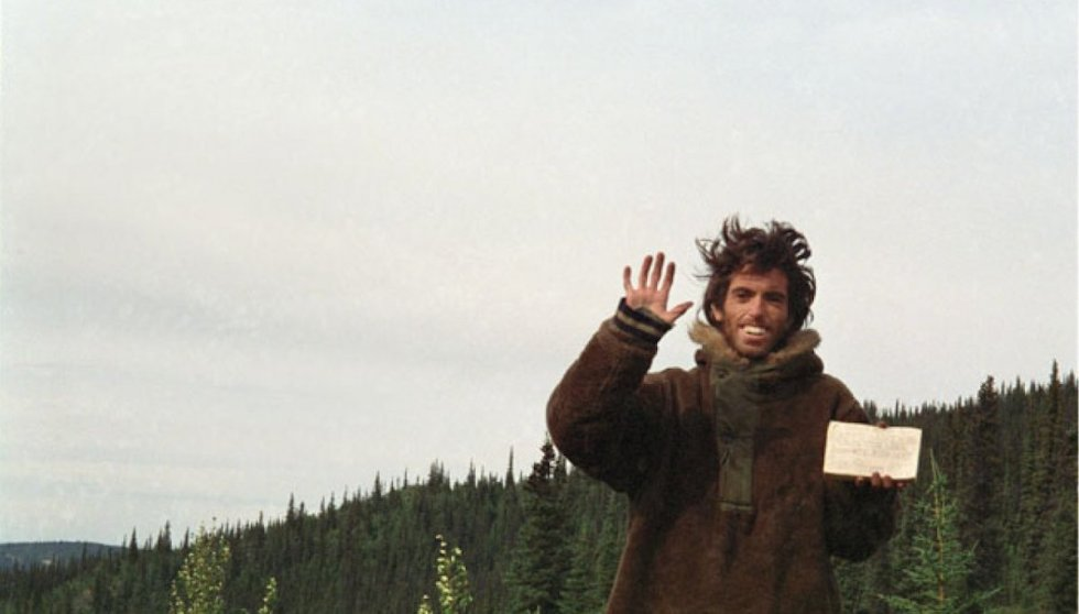 American wanderer Chris McCandless.
