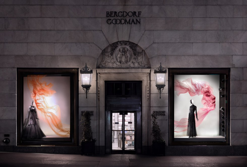 Benjamin Shine for Bergdorf Goodman