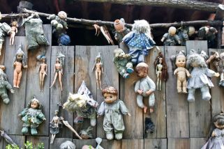 Island of the Dolls, Mexico