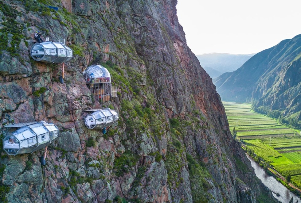 Skylodge Adventure Suites, Cusco, Peru