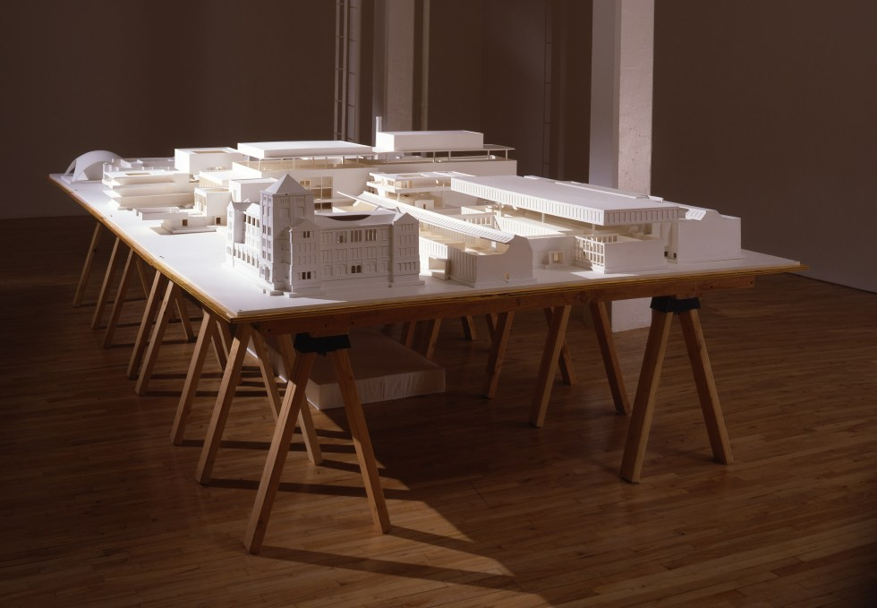 17. Mike Kelley. Educational Complex, 1995