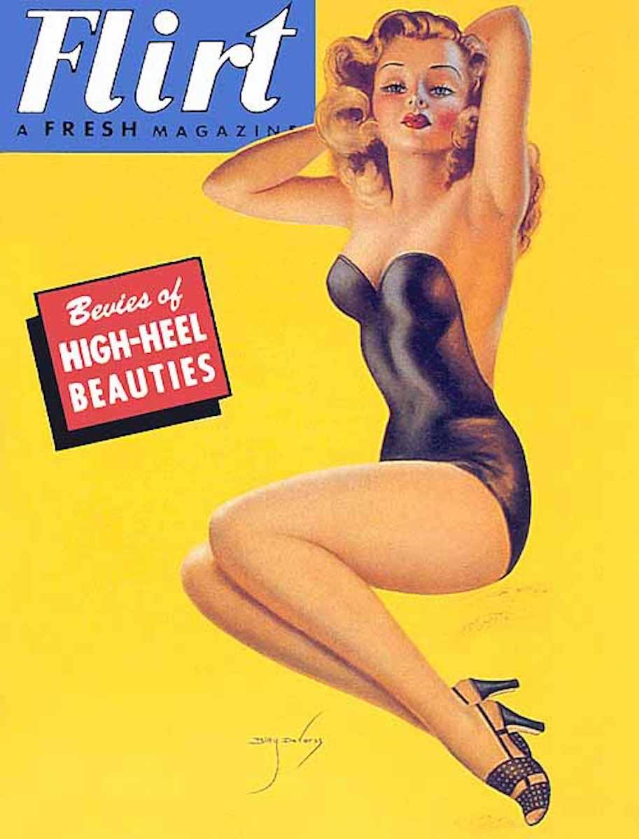 Flirt (1947), Billy DeVorss