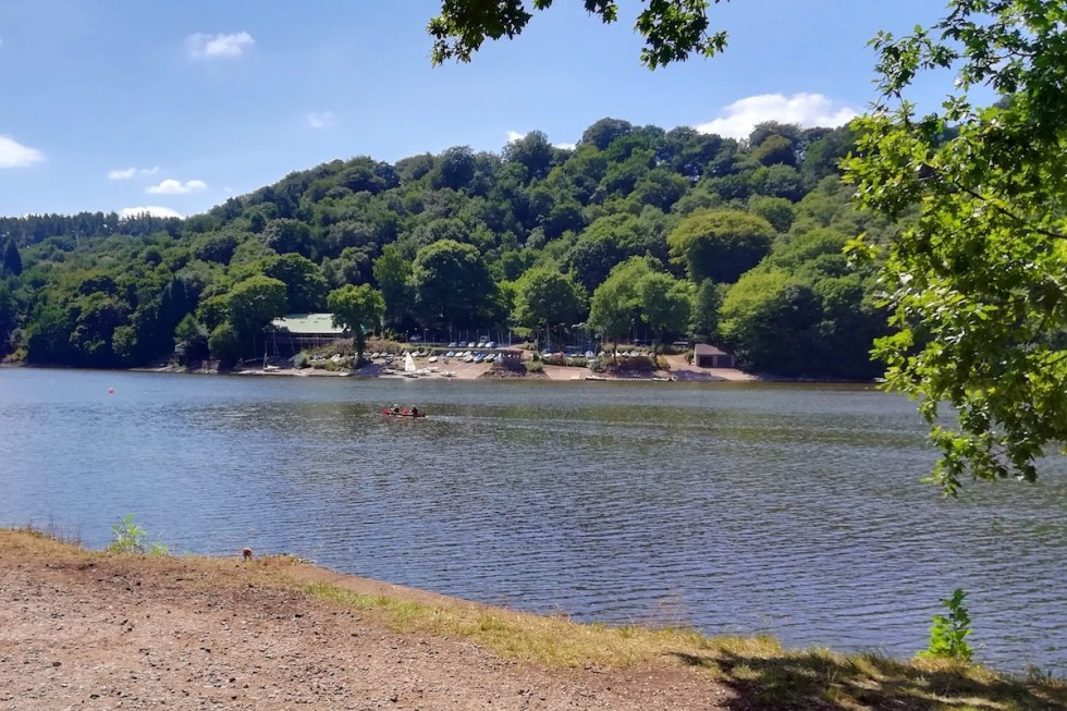 The sailing club at Rudyard Lake. Photo by Chris Woodcock/The Vale Magazine