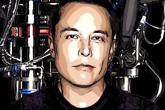 CEO of Silicon Valley-based Tesla Inc Elon Musk is listed by Forbes as the 46th-richest person in the world.