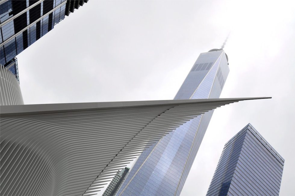 One World Trade Center in New York City, USA.