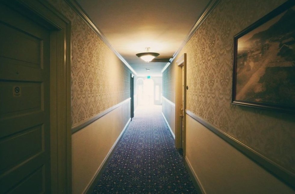 The Stanley Hotel Colorado Hallway