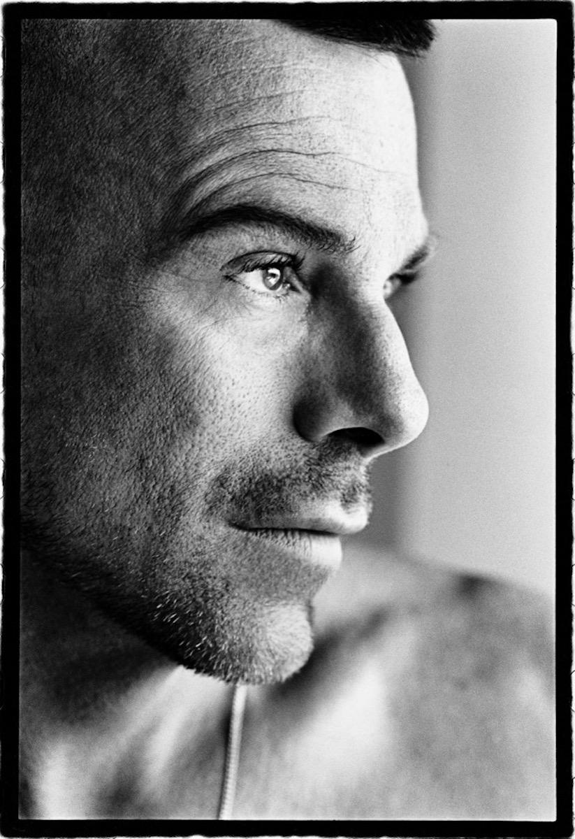 Thierry Mugler portrait