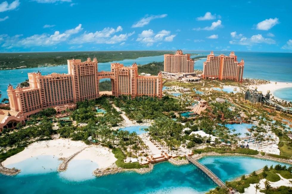 Atlantis Paradise Island Hotel Bahamas