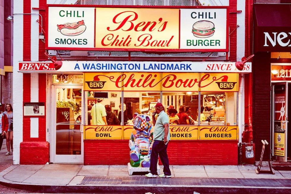 Ben's Chili Bowl exterior