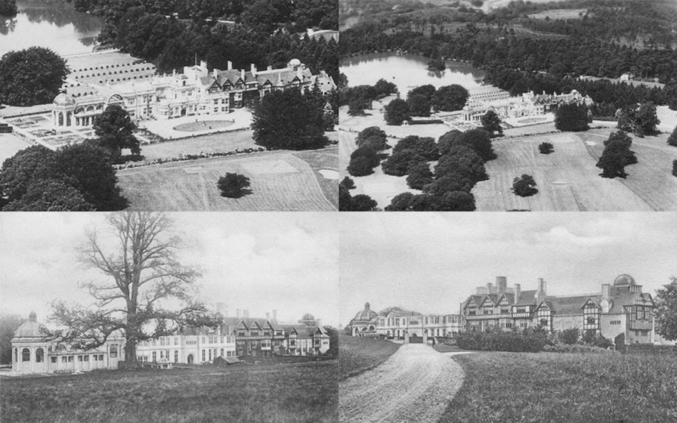 Lea Park estate