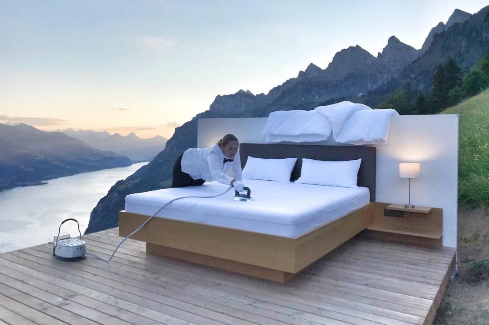 Zero Real Estate hotel modern butler