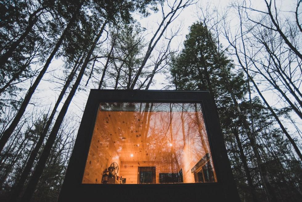 Getaway house exterior