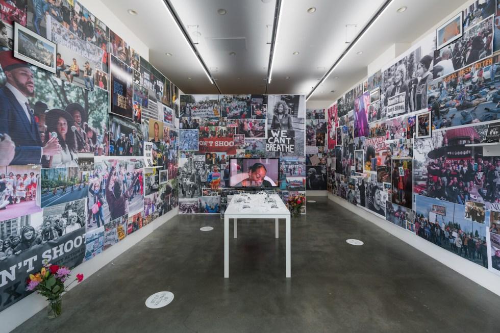 """""""Stop Killing Us: A Black Lives Still Matter Multimedia Installation"""" at HOLDINGContemporary"""