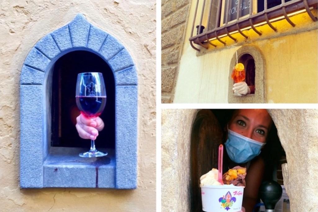 wine windows