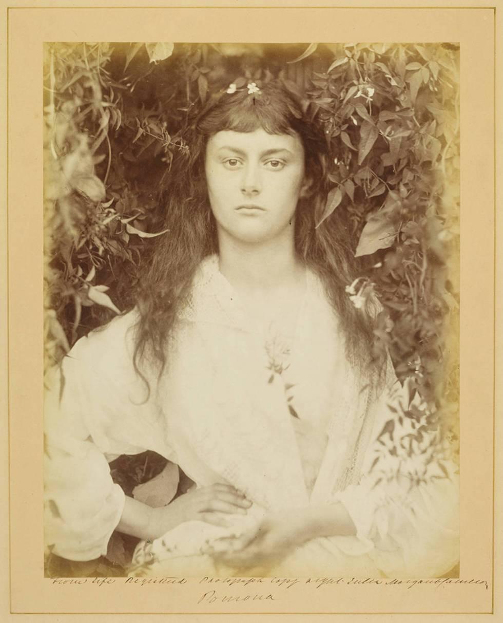 Pomona Alice Liddell Julia Margaret Cameron