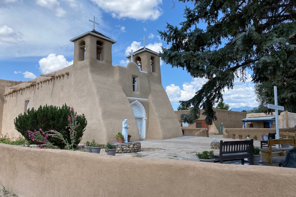 San Francisco de Asís Mission Church