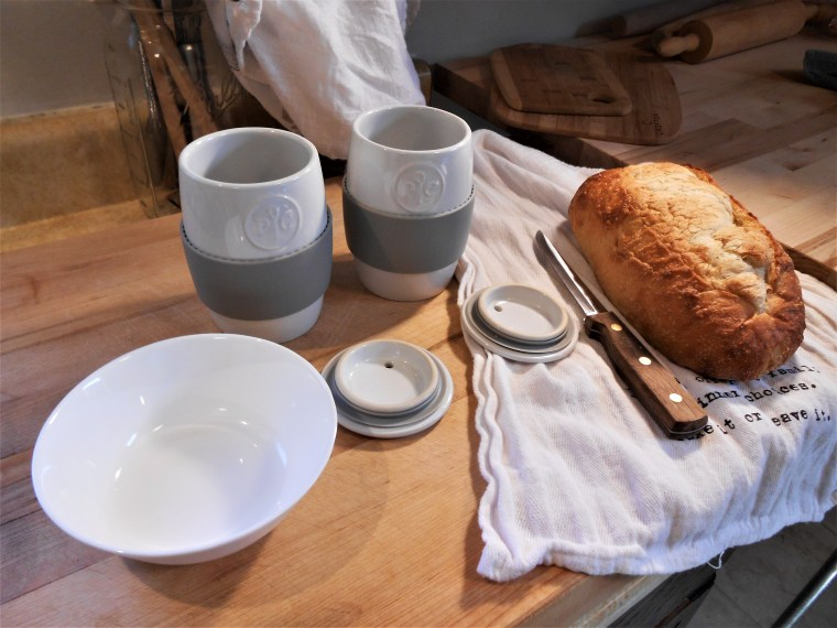 Pampered Chef, eggs, egg cooker, muffin, oatmeal, simple, functional, grace-filled living