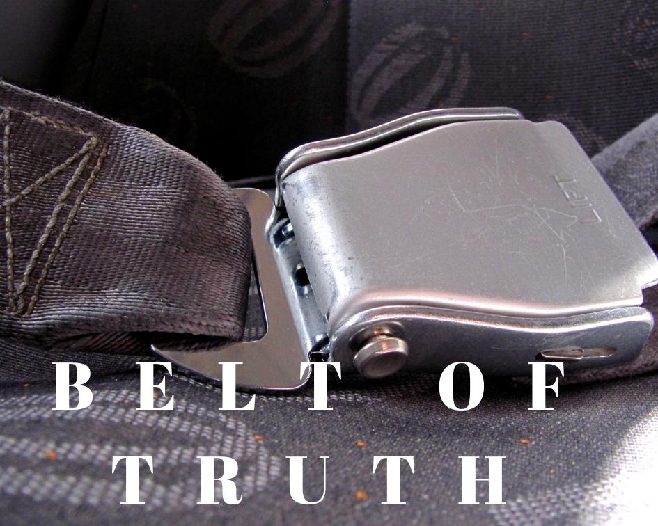 spiritual health, devotion, belt of truth