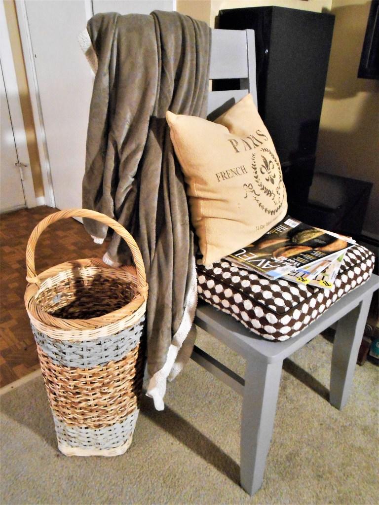 piano, chair, World Market, paint, interior design, painting, DIY, home decor,