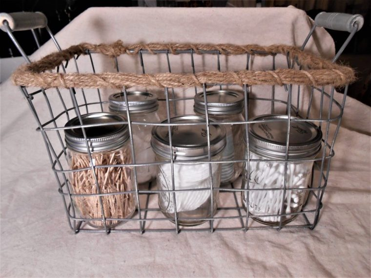home decor, interior design, organizing, scrapbooking, crafts, wire baskets, baskets, aesthetics, home decor, diy, home design