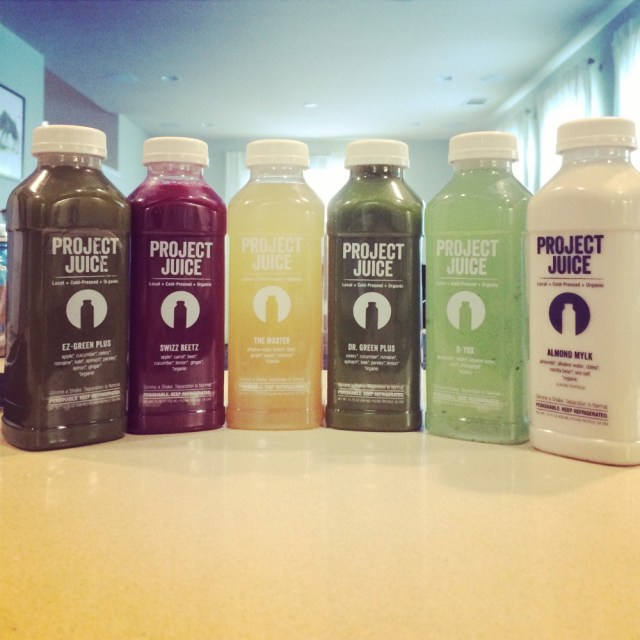 Project Juice Diet