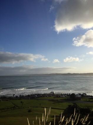 Gorgeous morning in Raglan