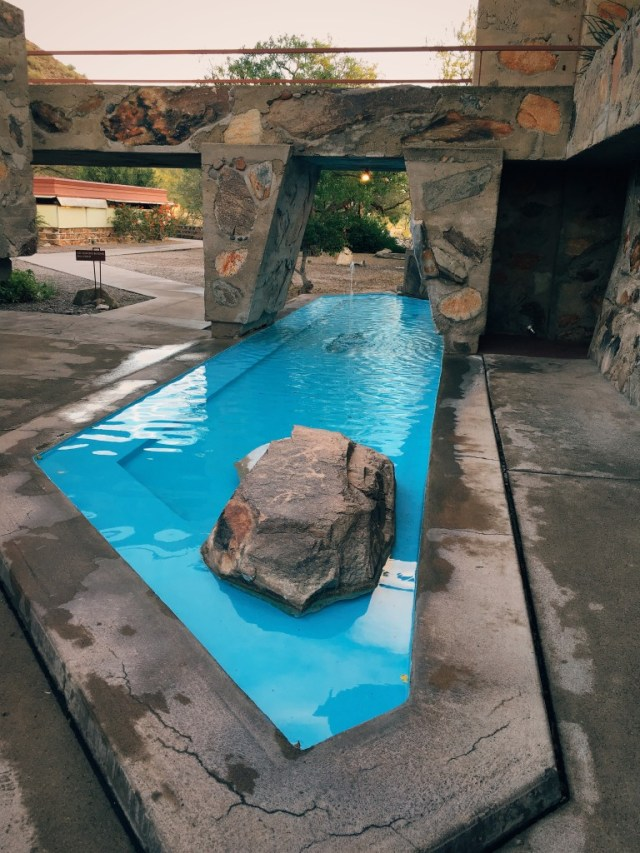 6 sided pools are kinda like dice for architecture nerds.