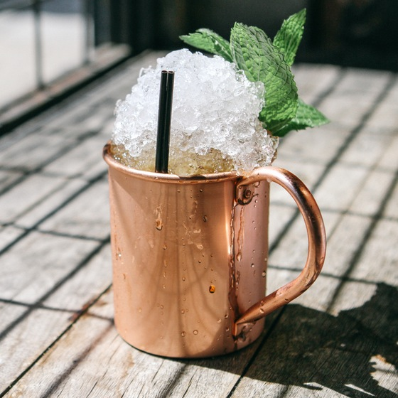 Moscow Mule Lifestyle