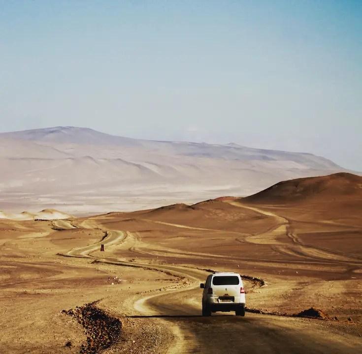 Van Life South America