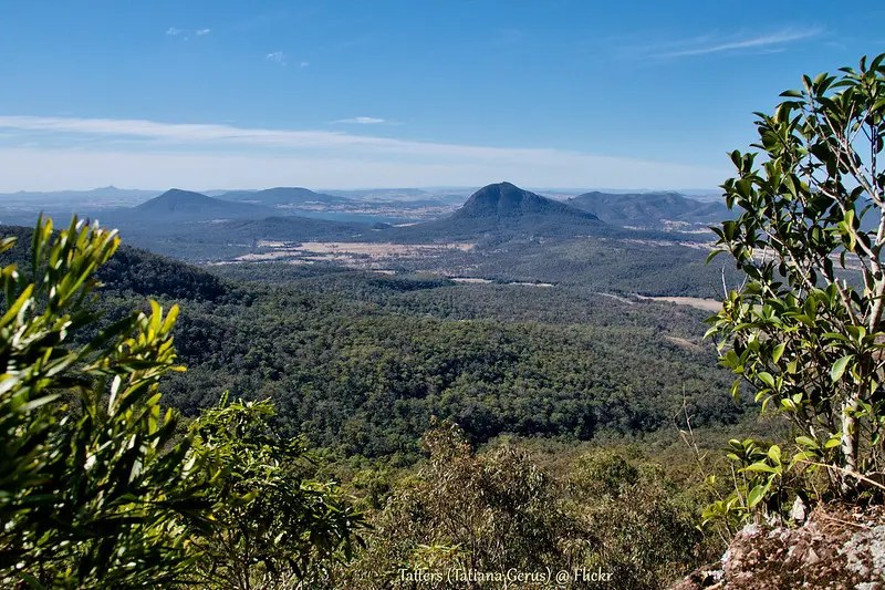 Cunninghams Gap is one of the best things to do near Warwick