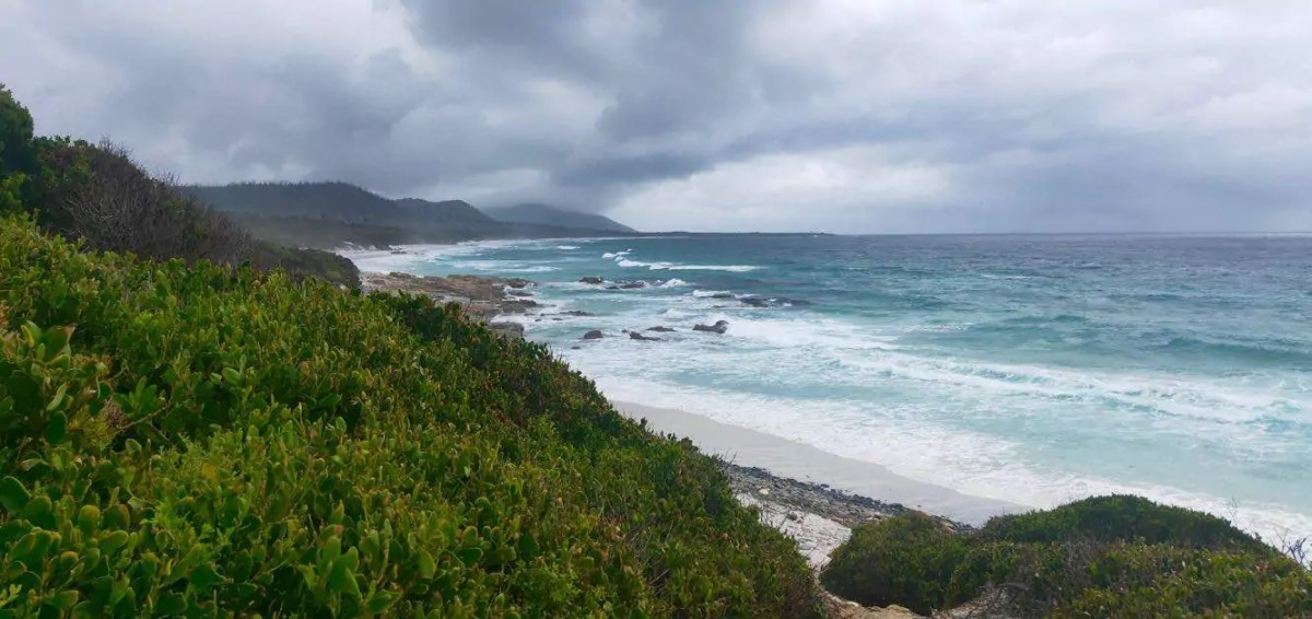 Friendly Beaches is a great stop along the Great Eastern Bay, Tasmania
