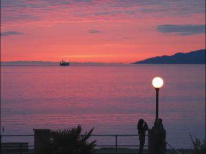 kits sunset